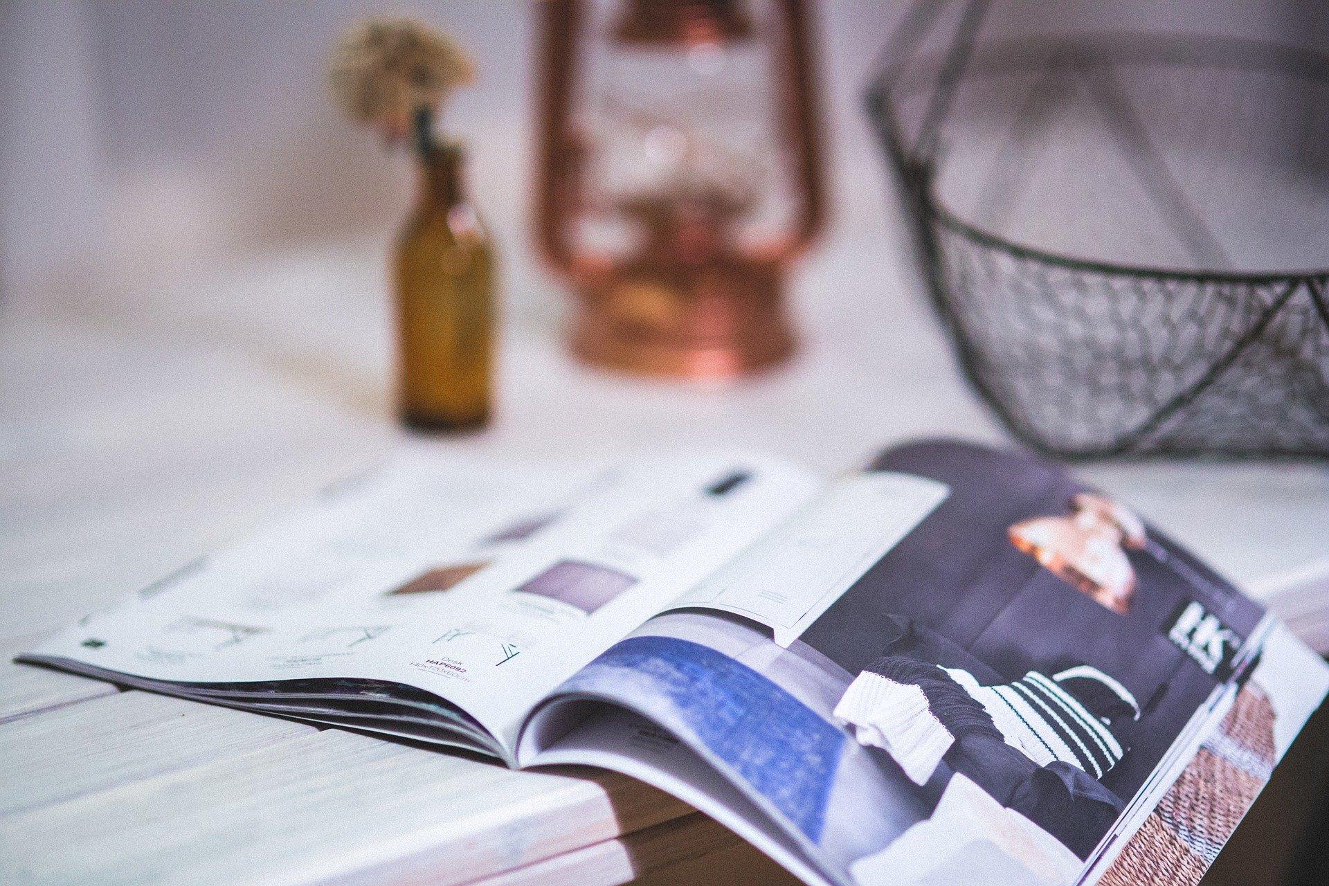 Магазин за онлайн списания във Филипините