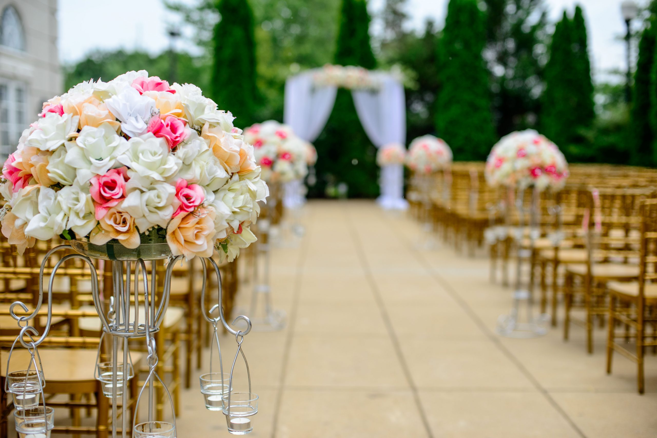 Аладин сватба параклис на Лас Вегас: брак средиземноморски стил